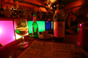 My office of sorts -- La Leander, a cafe/bar in Potsdam, Germany